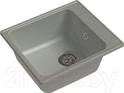 Мойка кухонная GranFest-Eco Eco-17 (серый)