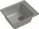 Мойка кухонная GranFest-Eco Eco-17 (серый) -