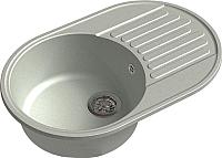 Мойка кухонная GranFest-Eco Eco-18 (серый) -