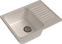 Мойка кухонная GranFest-Eco Eco-13 (белый) -