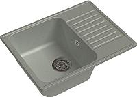 Мойка кухонная GranFest-Eco Eco-13 (серый) -