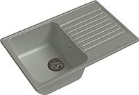 Мойка кухонная GranFest-Eco Eco-78 (серый) -