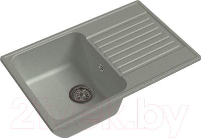 Мойка кухонная GranFest-Eco Eco-78 (серый)