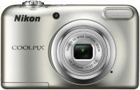Компактный фотоаппарат Nikon Coolpix A10 (серебро) -