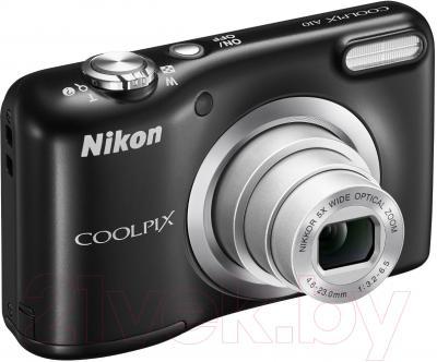 Компактный фотоаппарат Nikon Coolpix A10 (черный)