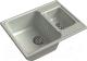 Мойка кухонная GranFest-Eco Eco-09 (серый) -