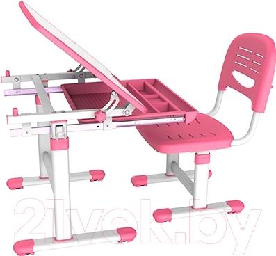 Парта+стул Sundays B201 (розовый)