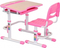 Парта+стул Sundays C306 (розовый) -