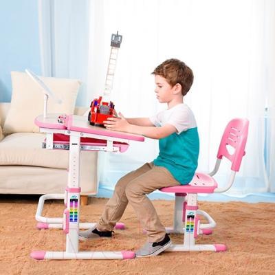 Парта+стул Sundays C306 (розовый)