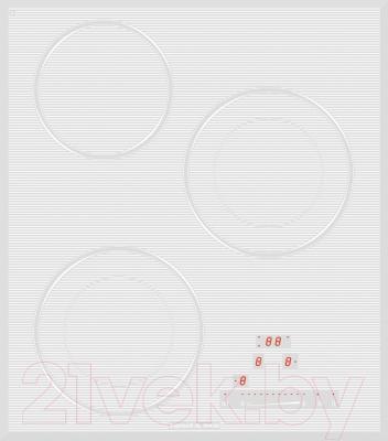 Электрическая варочная панель Zigmund & Shtain CNS 139.45 WX