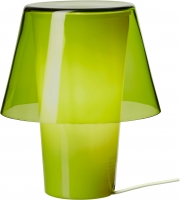 Лампа Ikea Гавик 002.195.41 (зеленый, матовое стекло) -