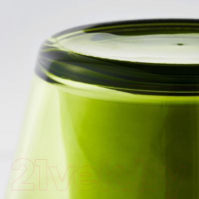 Лампа Ikea Гавик 002.195.41 (зеленый, матовое стекло)