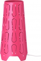 Лампа Ikea Каюта 003.080.85 (темно-розовый) -