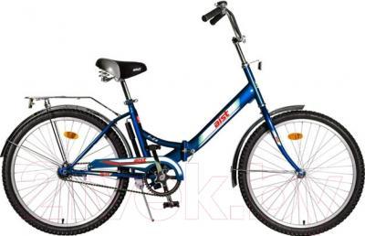 Велосипед Aist 24-201 (синий)