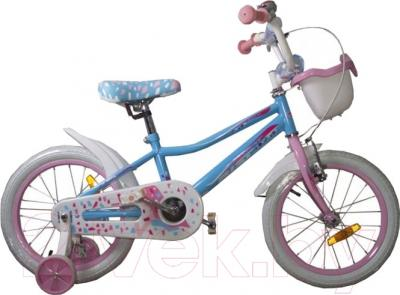 Детский велосипед Aist Wiki (20, голубой)