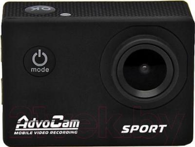 Автомобильный видеорегистратор AdvoCam FD Sport