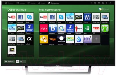 Телевизор Sony KDL-49WD759 (черный)