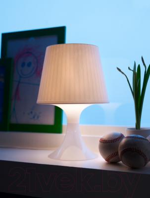 Лампа Ikea Лампан 200.469.88 (белый)