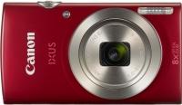 Компактный фотоаппарат Canon IXUS 175 (красный) -