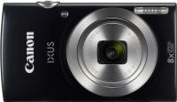 Компактный фотоаппарат Canon IXUS 177 (черный) -