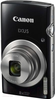 Компактный фотоаппарат Canon IXUS 177 (черный)