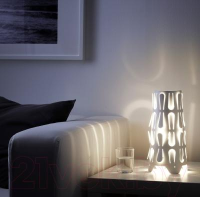 Лампа Ikea Каюта 202.495.04 (белый)