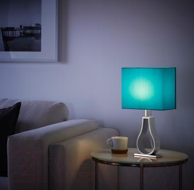 Лампа Ikea Клаб 302.687.28 (бирюзовый)