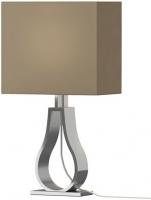 Лампа Ikea Клаб 602.687.36 (светло-коричневый) -