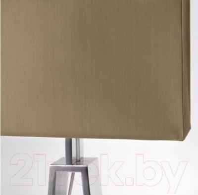 Лампа Ikea Клаб 602.687.36 (светло-коричневый)