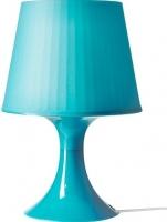 Лампа Ikea Лампан 702.686.51 (бирюзовый) -