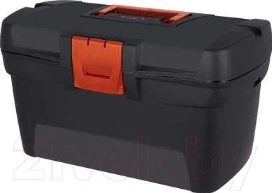 Ящик для инструментов Curver Herobox Basic 02899-888-02 / 193603 (черный)