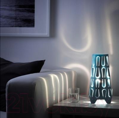 Лампа Ikea Каюта 703.080.58 (синий)