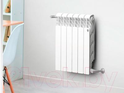 Радиатор алюминиевый Royal Thermo Revolution 500 (2 секции)