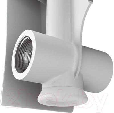 Радиатор алюминиевый Royal Thermo Revolution 350 (2 секции)