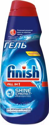 Гель для посудомоечных машин Finish All in 1 (1л)