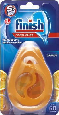Освежитель для посудомоечных машин Finish Апельсин и Мандарин (5гx9)