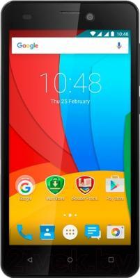 Смартфон Prestigio Wize N3 3507 Duo / PSP3507DUOBLACK (черный)
