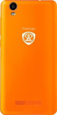 Смартфон Prestigio Wize N3 3507 Duo / PSP3507DUOORANGE (оранжевый)