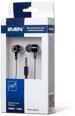Наушники Sven SEB-109 (черный)