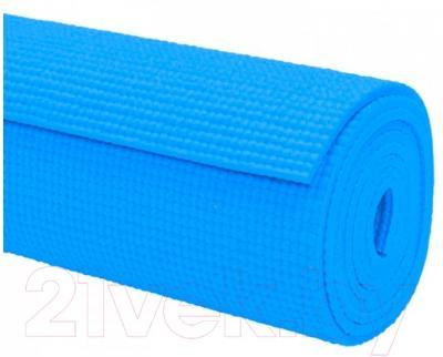 Коврик для йоги NoBrand YM-4 (бирюзовый)