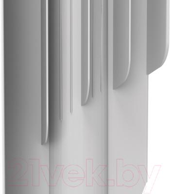 Радиатор алюминиевый Royal Thermo Indigo 500 (2 секции)