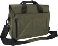 Сумка для ноутбука Targus TBT25305EU-70 (черный/зеленый) -
