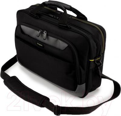 Сумка для ноутбука Targus City Gear TCG470EU-70 (черный)