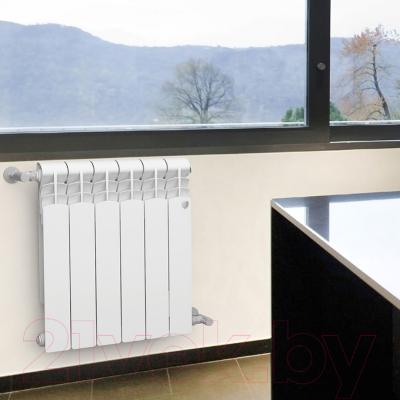 Радиатор биметаллический Royal Thermo Revolution Bimetall 350 (9 секций)