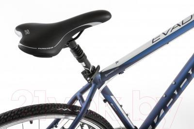 Велосипед Kross Evado 3.0 2016 (M, черный/синий матовый)