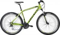 Велосипед Kross Hexagon R3 2016 (M, лайм/черный глянцевый) -