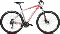 Велосипед Kross Level B1 2016 (S, графит/красный/черный глянец) -