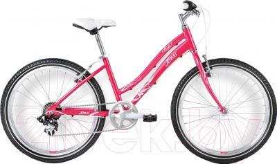 Велосипед Kross Modo 2016 (24, малиновый/розовый глянцевый)