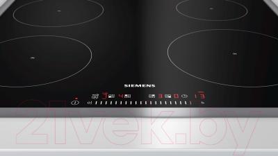 Индукционная варочная панель Siemens EH645FEB1E