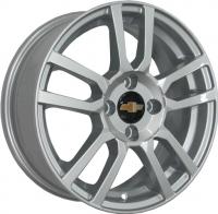Литой диск KnK KC707 Cobalt Silver 15x6